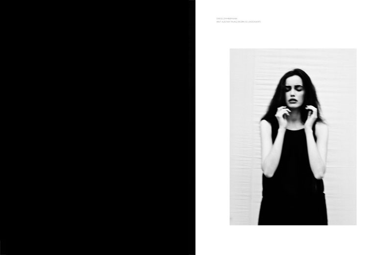 Sarah Stephens by Darren McDonald for Fallen #8