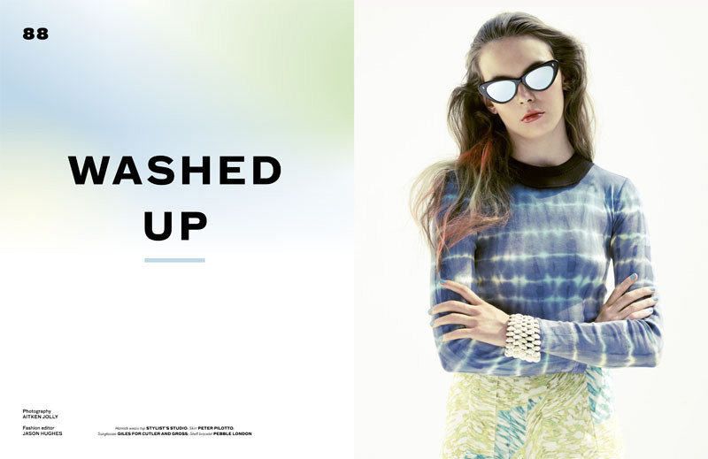 Washed Up by Aitken Jolly for b Magazine #4
