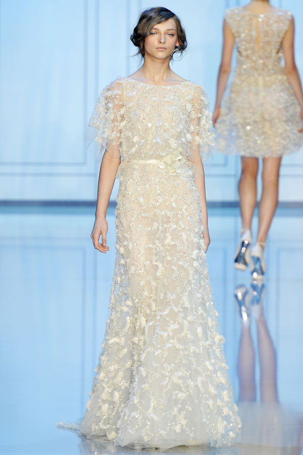 Elie Saab Fall 2011 Couture |  Paris Haute Couture
