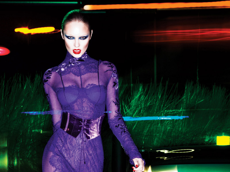 Tom Ford Fall 2011 Campaign | Candice Swanepoel by Mert & Marcus