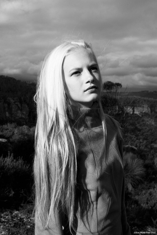 Krystal Glynn by David K. Shields for Fashion Gone Rogue