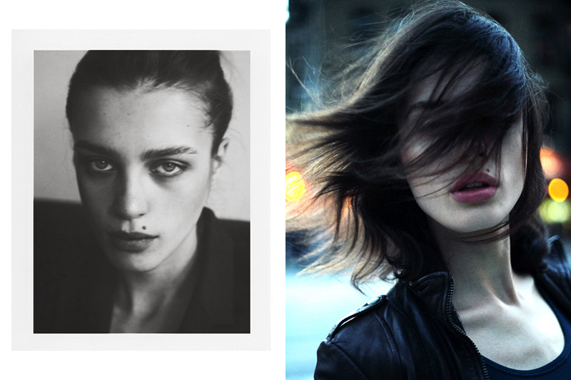 Fresh Face   Olga Boiko by Sam Hessamian