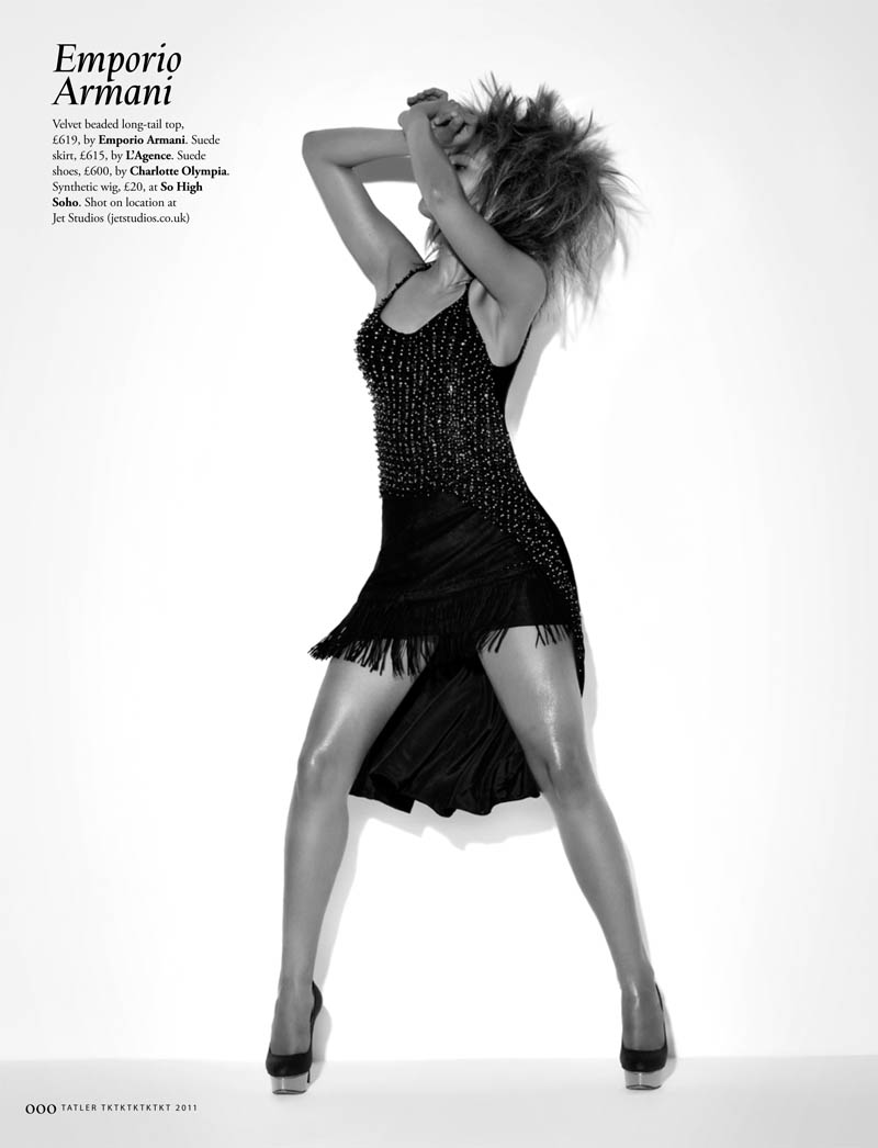 Don't You Know Who I Am? by Robert Trachtenberg for Tatler August 2011