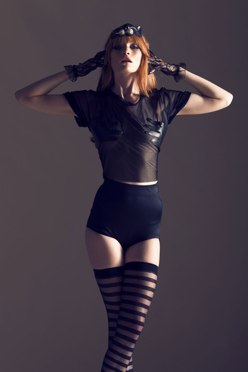 Amanda Smith by Grant Yoshino for Chaos Summer 2011