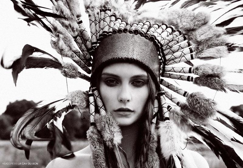 Charlotte Wiggins by Efi Zachou for Fashion Gone Rogue