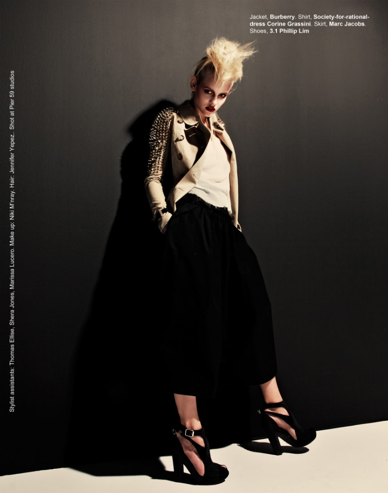 Ginta Lapina by Dimitri Hyacinthe in Positive Rebellion