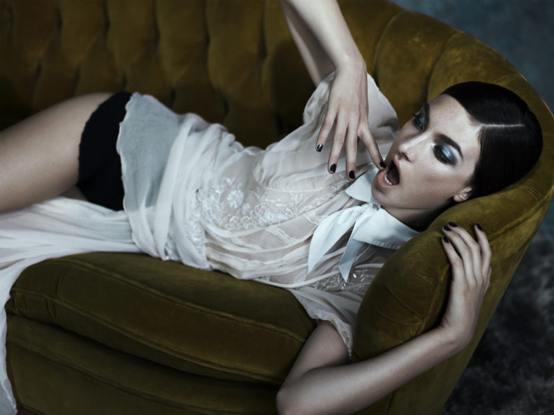 Jacquelyn Jablonski by Catherine Servel for Allure Korea August 2011