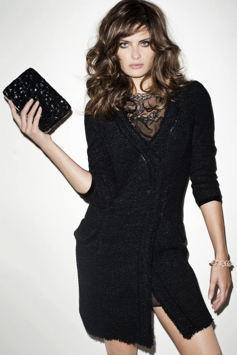 Isabeli Fontana for Mango Fall 2011 Campaign by Terry Richardson