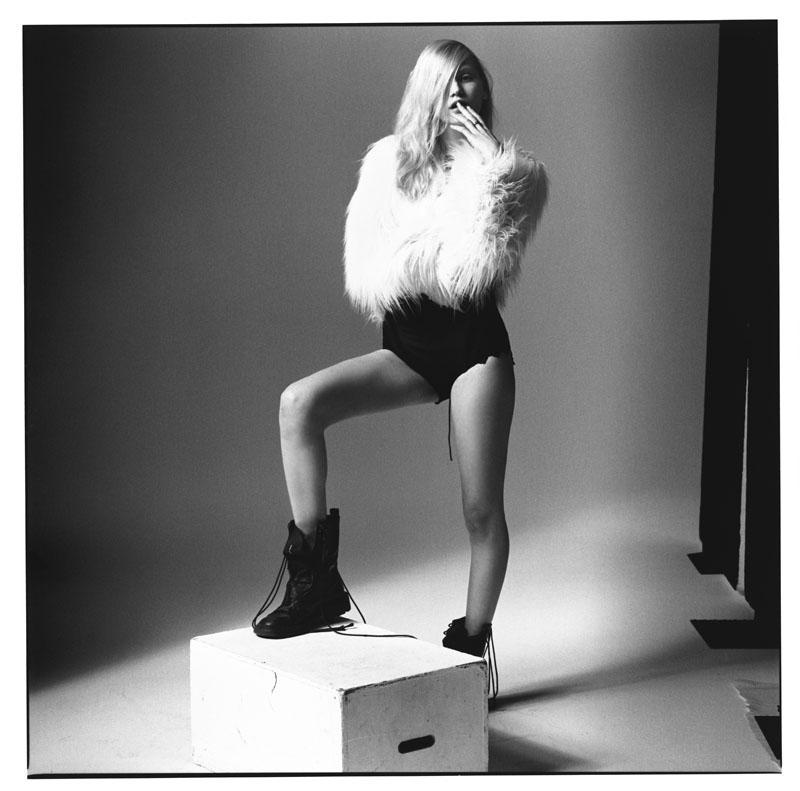 Sasha Melnychuk by Massimo Pamparana for Fashion Gone Rogue