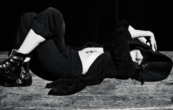 Tanga Moreau by Dancian for Marie Claire Italia August 2011