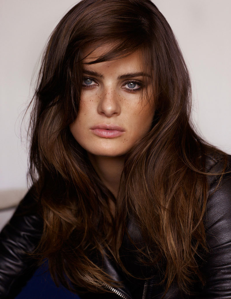 Isabeli Fontana for Faith Connexion Fall 2011 Campaign by Alasdair McLellan