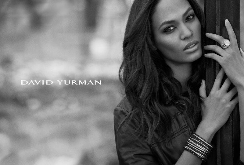 David Yurman Fall 2011 Campaign | Joan Smalls & Arizona Muse by Peter Lindbergh