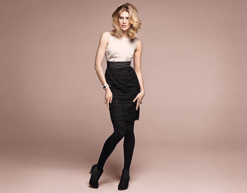 Iselin Steiro for H&M Fall Silhouettes