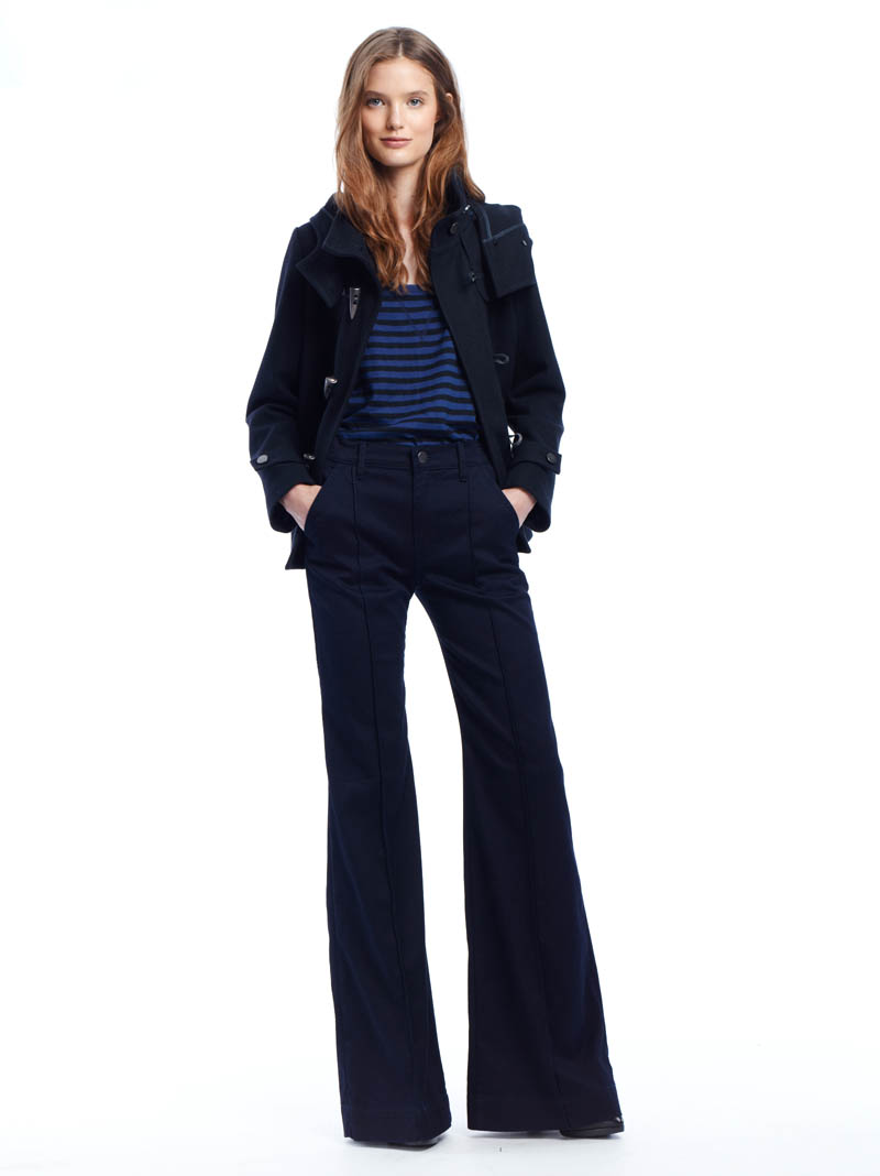 Katie Fogarty for Gap 1969 Denim Fall 2011 Collection