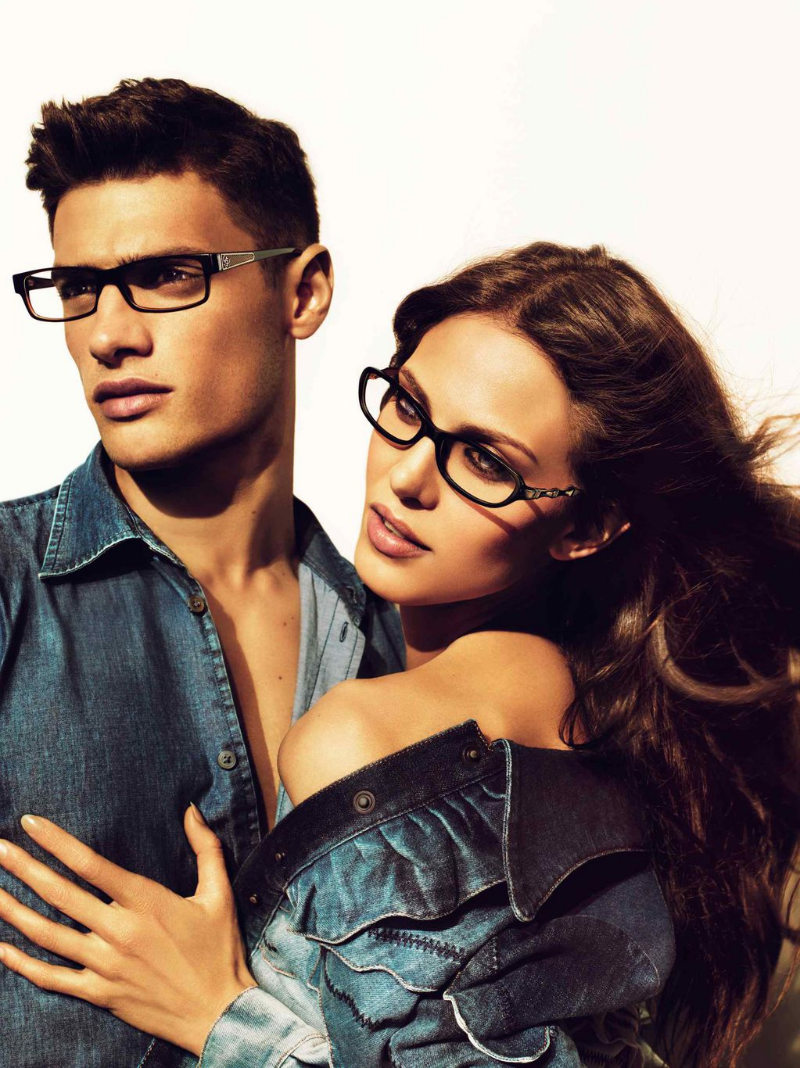 Just Cavalli Fall 2011 Campaign | Aymeline Valade by Mert & Marcus