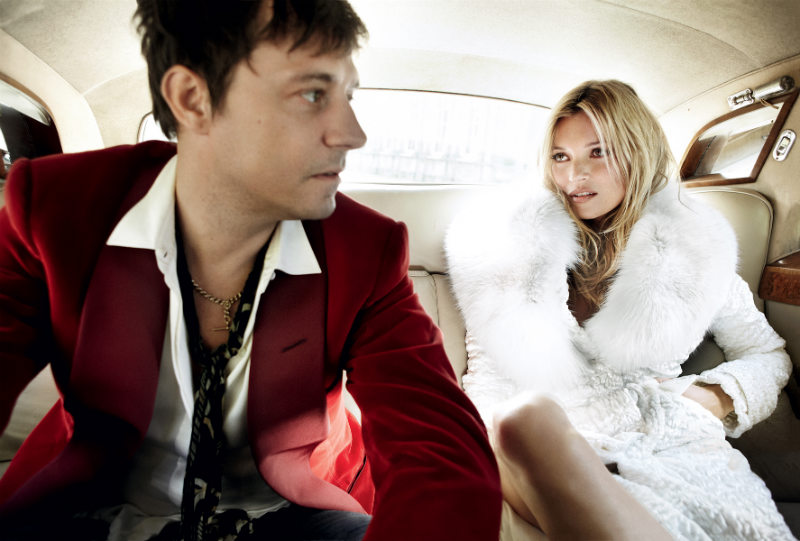 Kate Moss for Vogue US September 2011 by Mario Testino