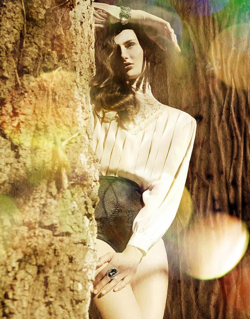 Mackenzie Drazan by Thom Kerr for Fashion Gone Rogue