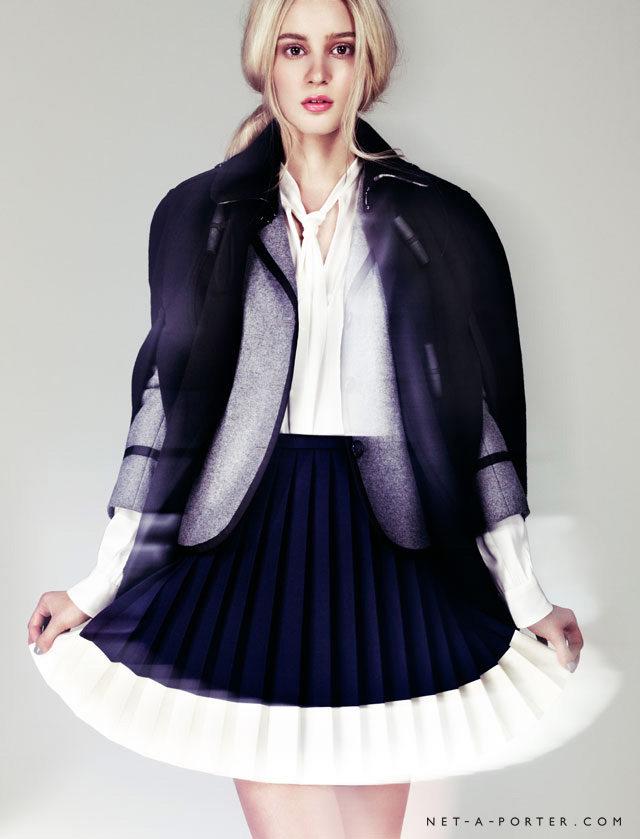 Net-a-Porter August Fashion Guide