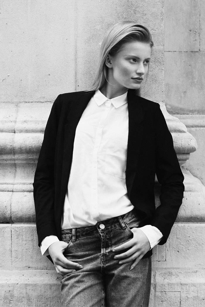 Fresh Face   Stephanie Hall by Amie Milne