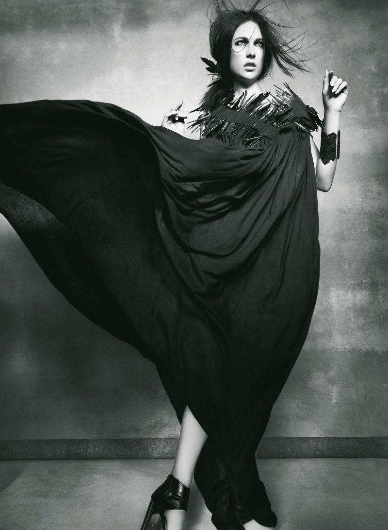 Jacquelyn Jablonski by Nico for Harper's Bazaar Spain September 2011
