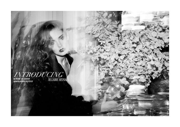 Portrait | Allaire Heisig by Pierre-Luc Moisan