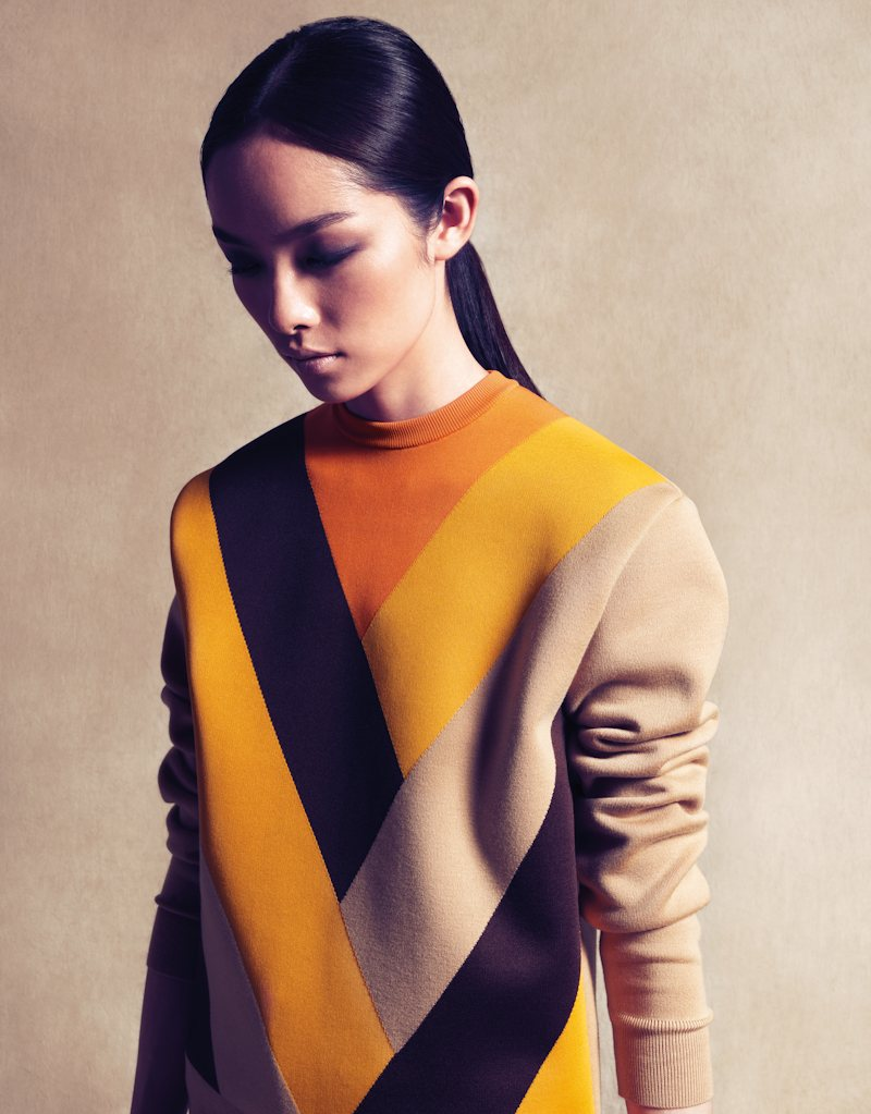 Fei Fei Sun & Ming Xi by Stockton Johnson for Vogue China September 2011