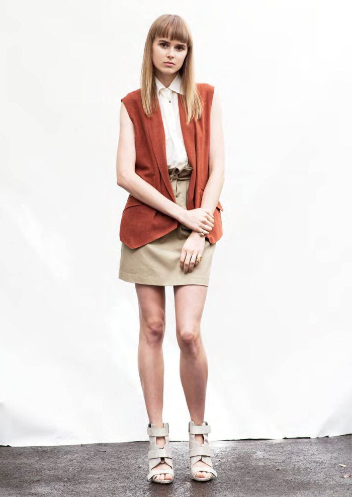 Amy Kaehne Spring / Summer 2011.2012 Collection