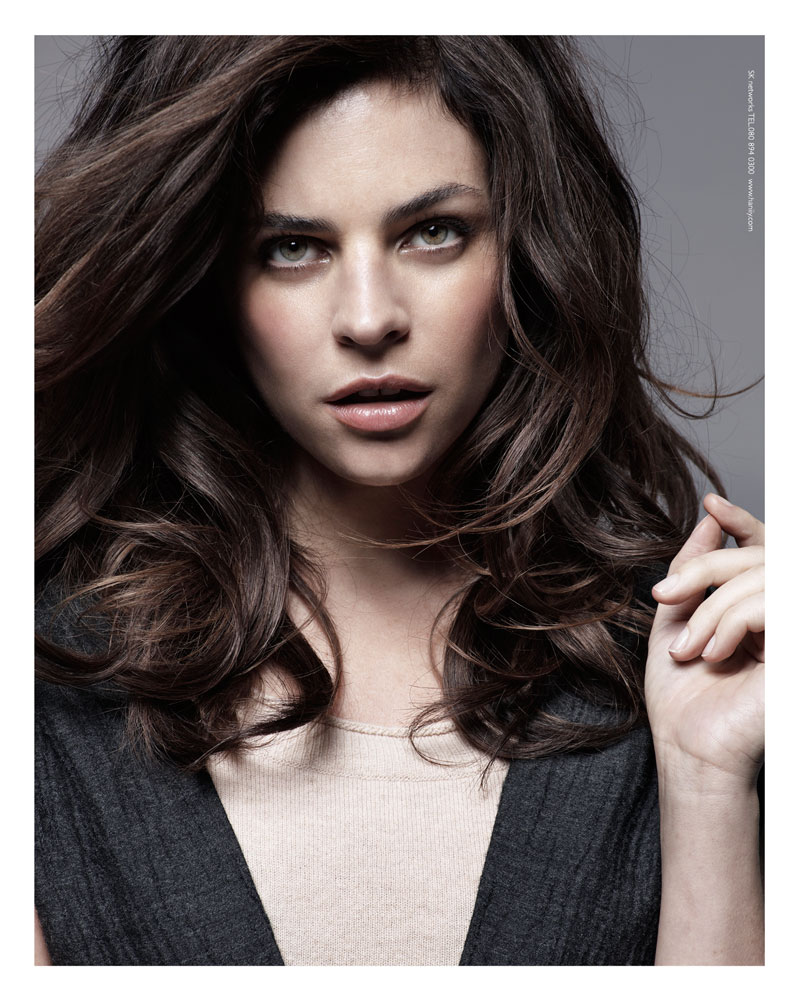 Julia Restoin Roitfeld for Hanii y Fall 2011 Campaign by Jan Welters