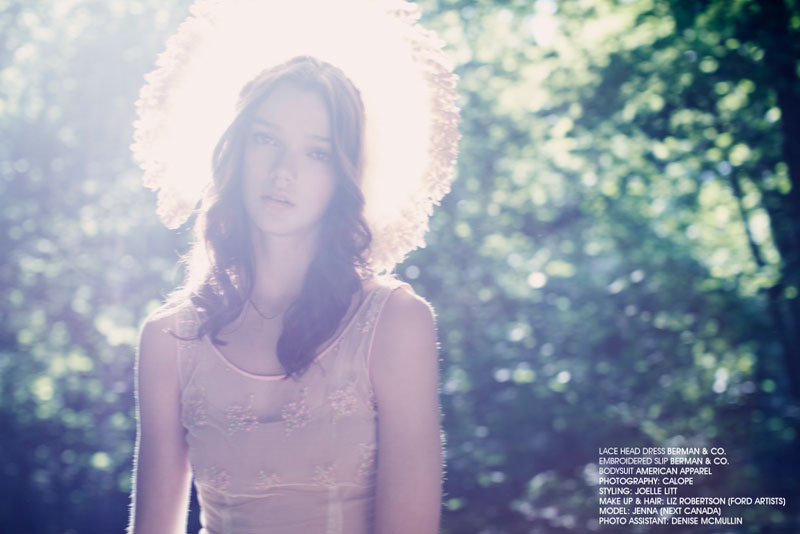 Jenna by Calope for Fashion Gone Rogue