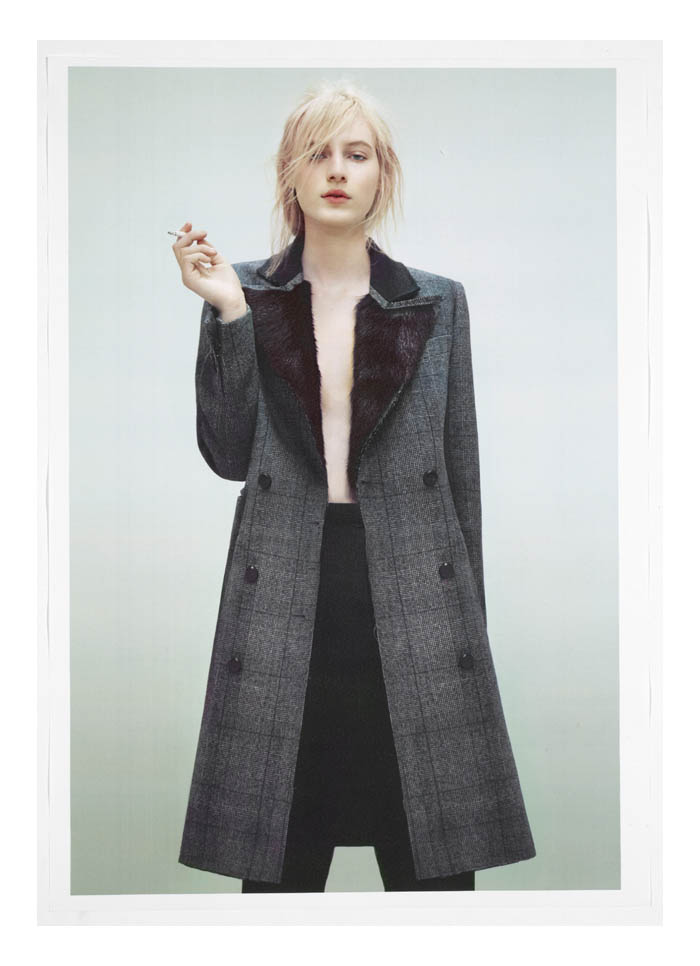 Julia Nobis by Rémi Lamandé for Marani F/W 2011