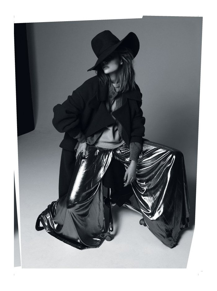Martha Streck by Nagi Sakai for Flair September 2011