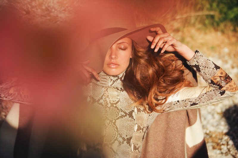 Mona Johannesson by David Bellemere for Marie Claire Italia September 2011