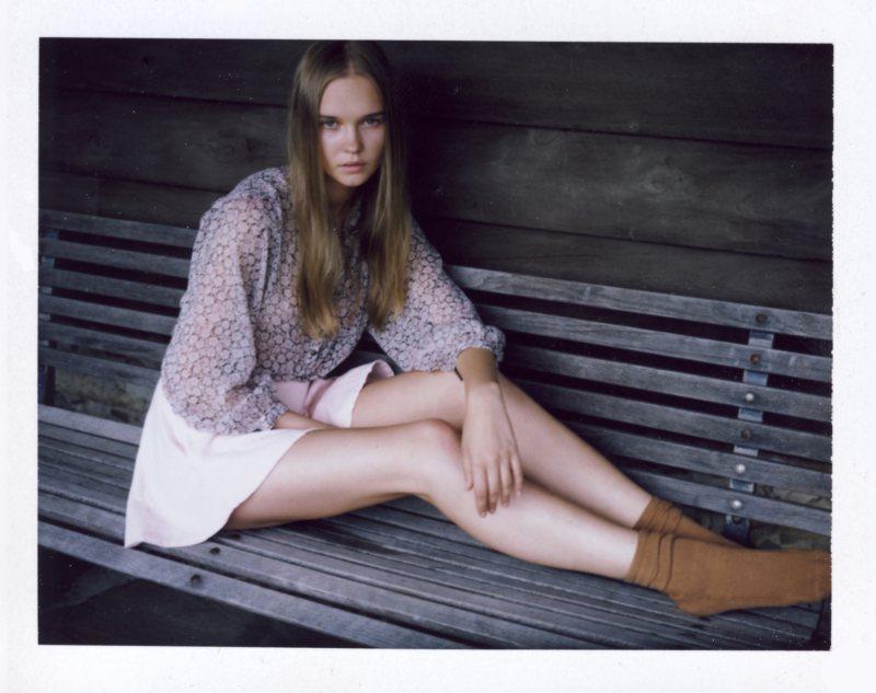 Portrait | Natasha Belobrovik by Jonathan Leder