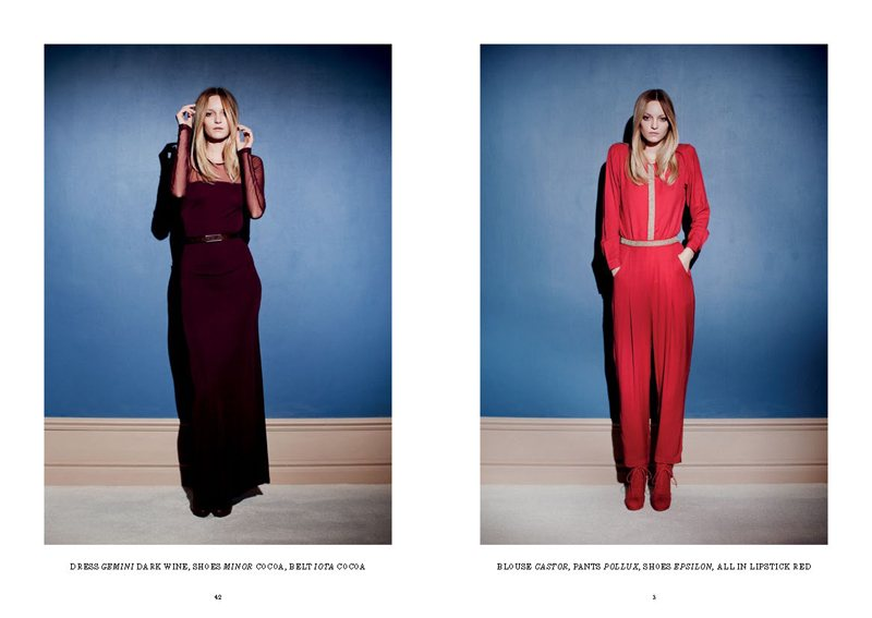Rodebjer Fall 2011 Collection
