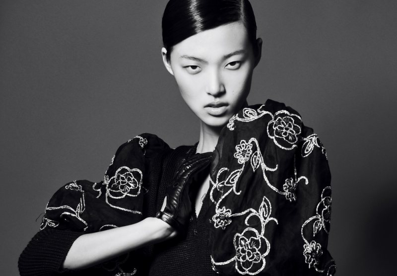 Fresh Face | Tian Yi by William Lords