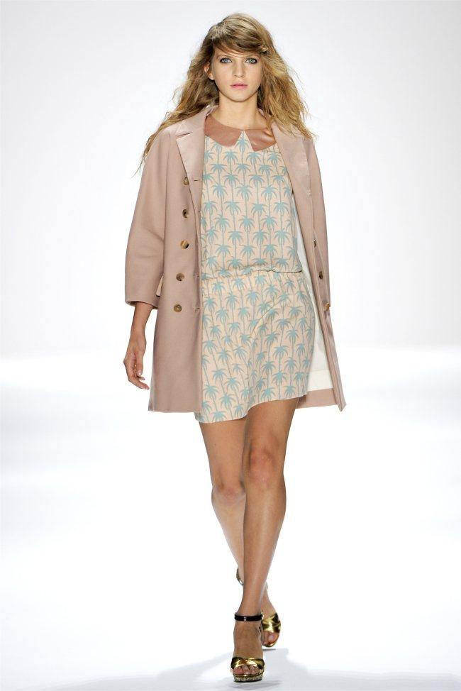 Jill Stuart Spring 2012  | New York Fashion Week