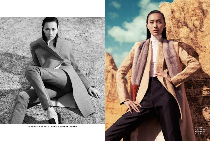 Shu Pei by Wee Khim for Nuyou Singapore September 2011