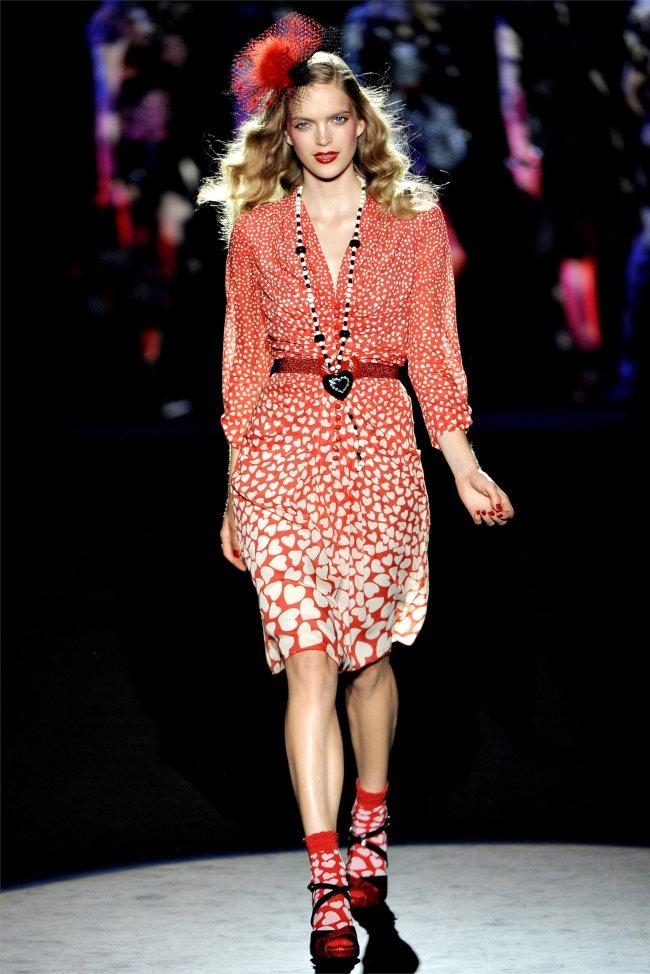 Anna Sui Spring 2012 | New York Fashion Week