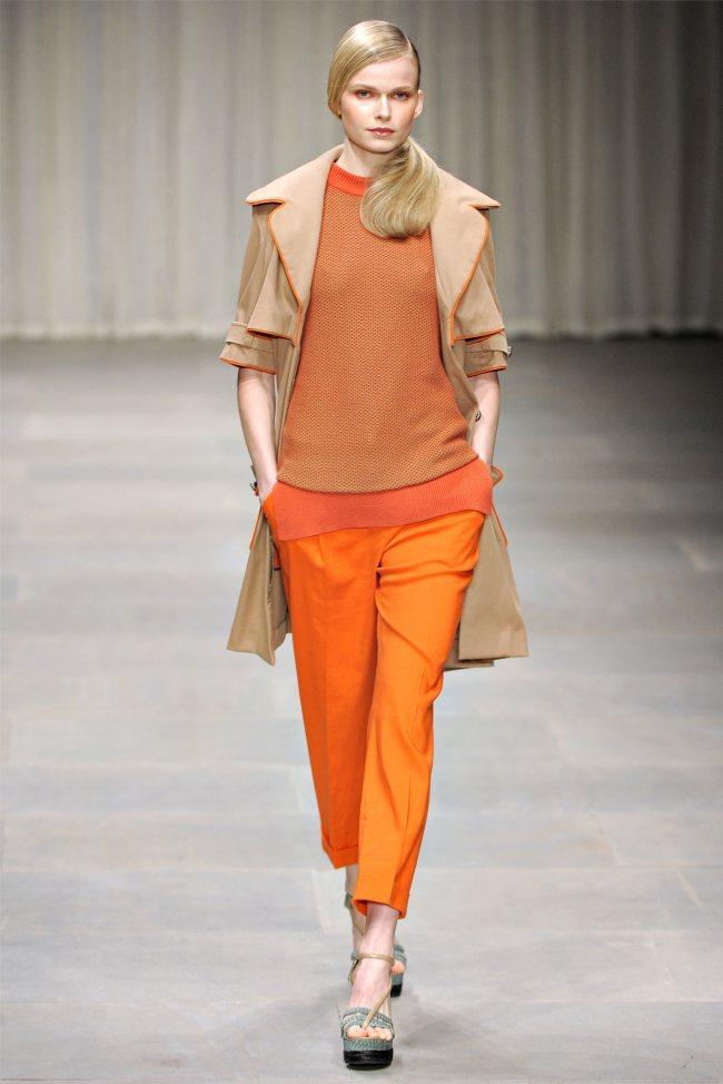 Jaeger London Spring 2012 | London Fashion Week