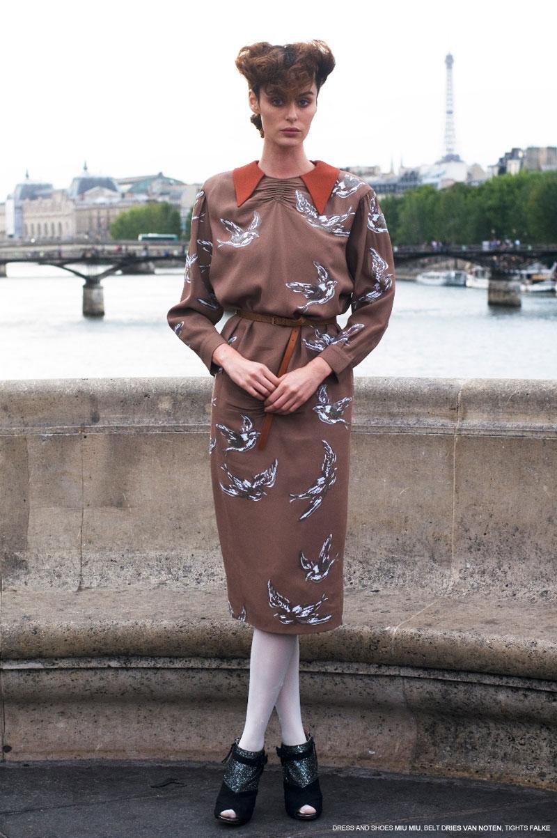 Nicole Trunfio by Gianluca Santoro for Fashion Gone Rogue