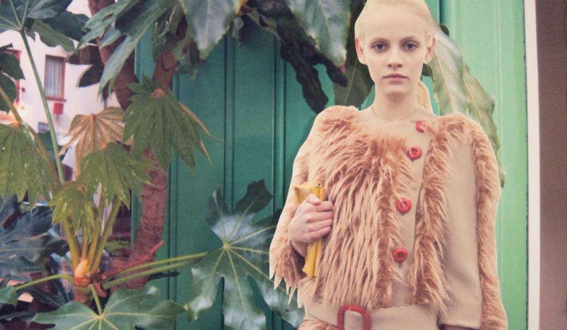 Prada Fantasy Lookbook Fall 2011