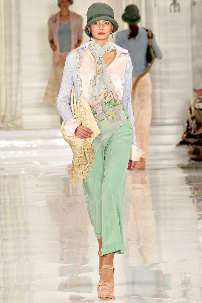 Ralph Lauren Spring 2012 | New York Fashion Week
