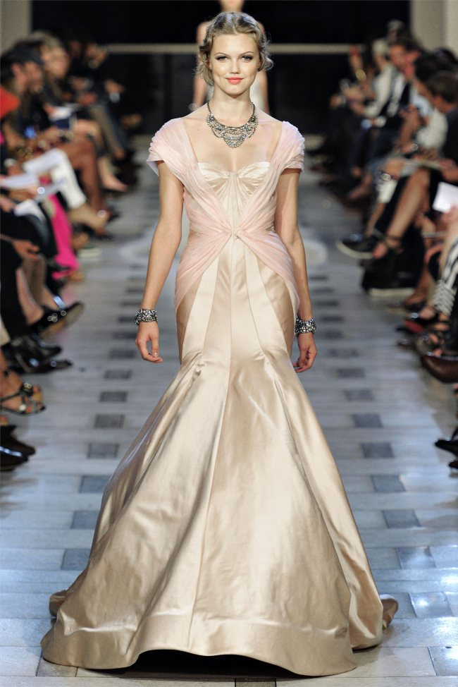 Zac Posen Spring 2012   New York Fashion Week