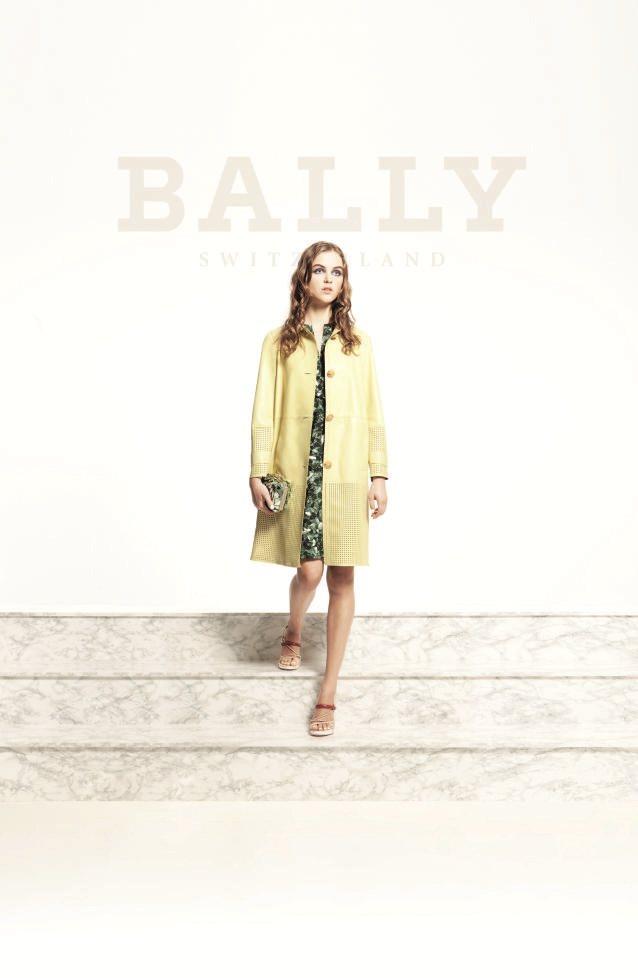 Bally Spring 2012 | Milan Fashion Week