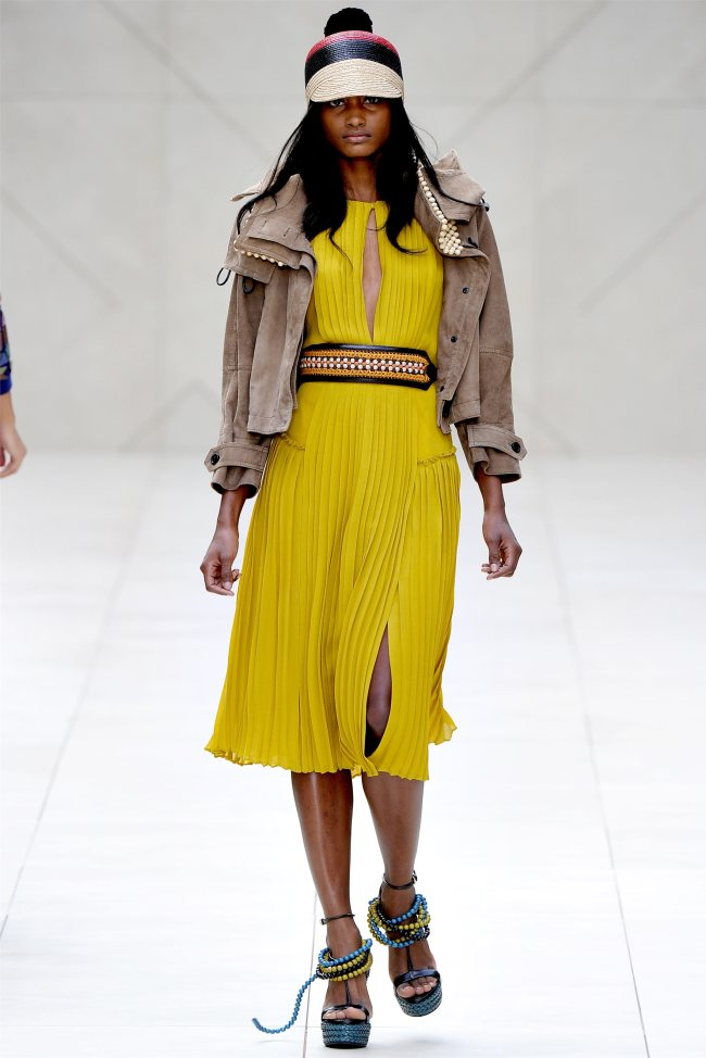 Burberry Spring 2012 | London Fashion Week