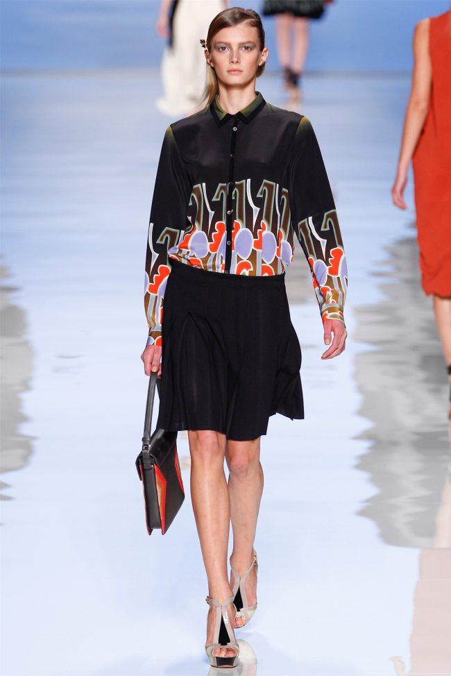 Etro Spring 2012 | Milan Fashion Week