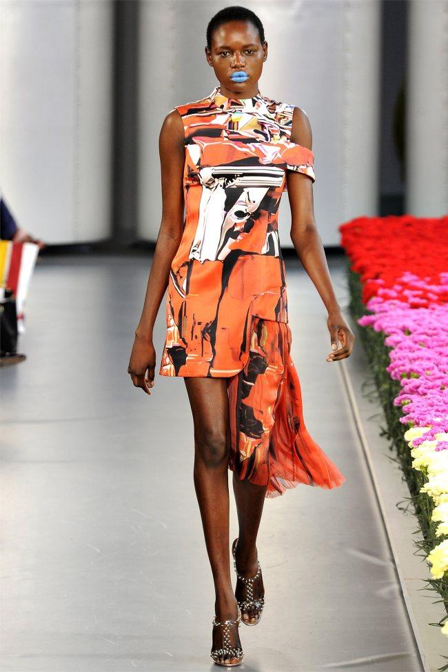 Mary Katrantzou Spring 2012 | London Fashion Week
