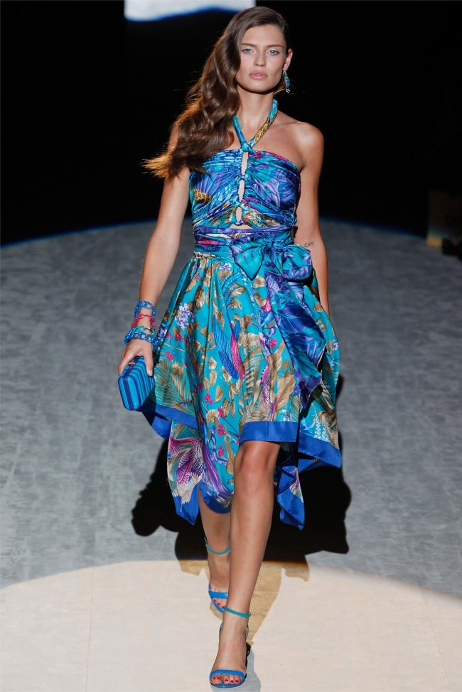 Salvatore Ferragamo Spring 2012 | Milan Fashion Week