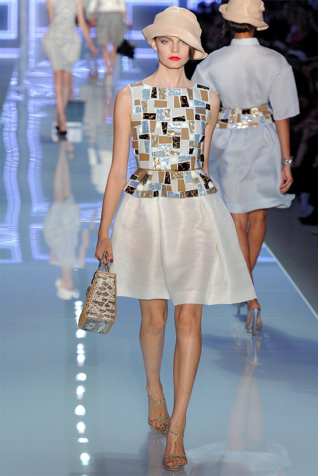 Christian Dior Spring 2012 | Paris Fashion Week