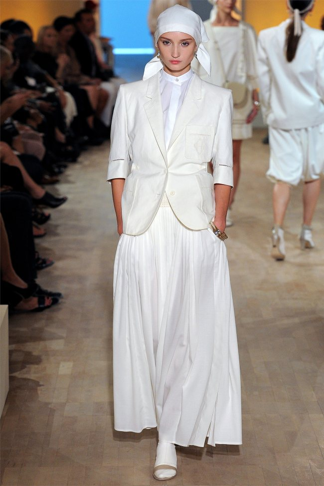 Hermès Spring 2012 | Paris Fashion Week